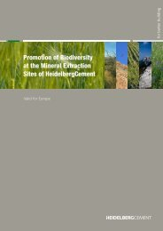 Group guideline for the promotion of biodiversity - Business and ...