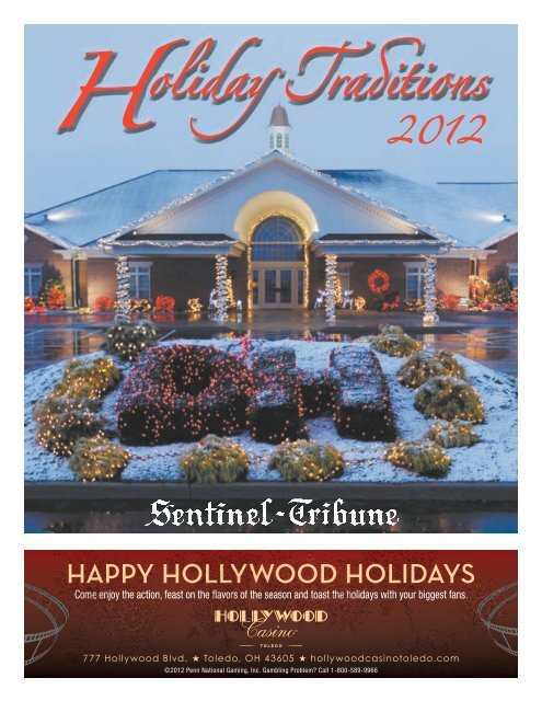 Holiday Traditions Magazine 2012 - Sentinel-Tribune