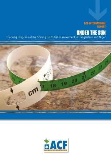 UNDER THE SUN - Capacity4Dev