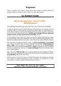 Semaine Africaine de Mirande, du 24 au 30 avril 2004 Un moment ... - Page 3
