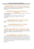Semaine Africaine de Mirande, du 24 au 30 avril 2004 Un moment ... - Page 4