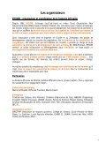 Semaine Africaine de Mirande, du 24 au 30 avril 2004 Un moment ... - Page 5