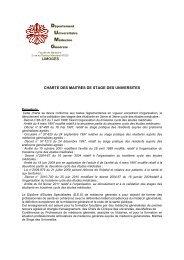 Médecine générale. 3 ans - Faculté de Médecine de Limoges