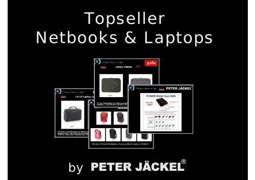 Topseller Netbooks & Laptops - Peter Jäckel