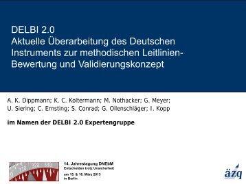 DELBI 2.0 - Patienten-Information.de