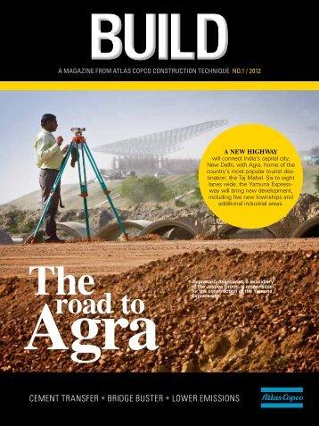 road to - Atlas Copco