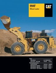Specalog for 994F Wheel Loader, AEHQ5640-01 - Teknoxgroup