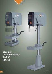 Produktblatt TB M2 ST herunterladen (.pdf, 0.12MB) - Flott