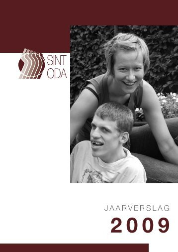 Jaarverslag 2009 - vzw Stijn