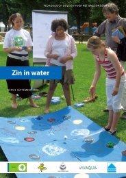 Zin in Water - Leefmilieu Brussel
