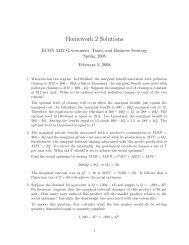 Homework 2 Solutions - cribME!