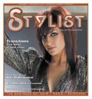 November - Stylist and Salon Newspapers