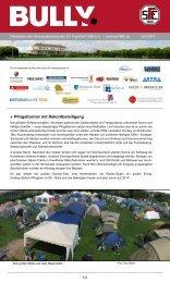 Bully Newsletter Juli 2013 - zum SC Frankfurt 1880