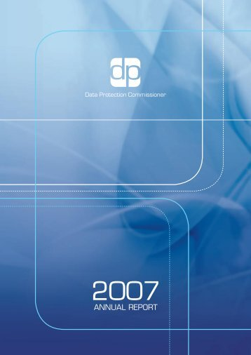 2007 - Data Protection