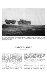 FINDERUP KIRKE - Danmarks Kirker - Nationalmuseet