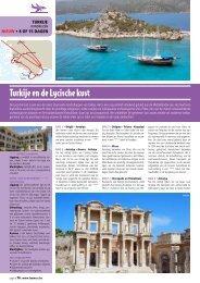 Turkije en de Lycische kust - Lauwers