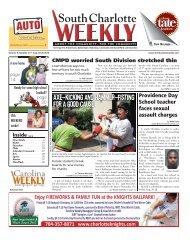 Axe-kicking and hammer-fisting for a good cause - Carolina Weekly