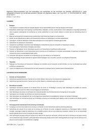 Inkoopvoorwaarden diensten - Wageningen UR