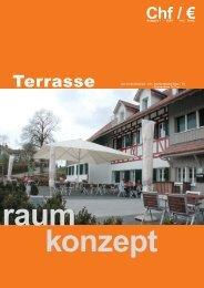 Chf / . Terrasse