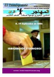 INMIGRACIÓN Y DERECHOS - Itran