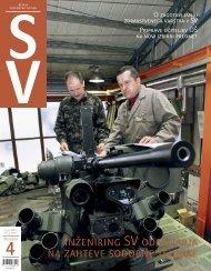 Letnik XVIII/4 - Ministrstvo za obrambo