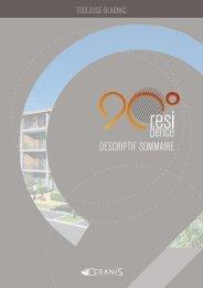 Notice descriptive - Découvrez les projets immobiliers réalisés par ...