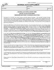 64 GA.pdf - ACORD Forms