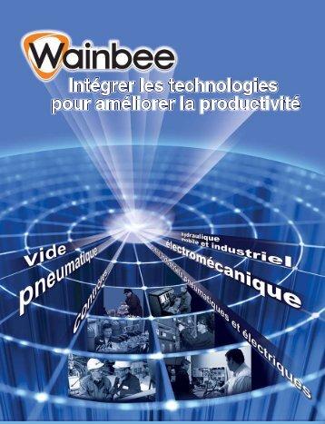 Produits et services de Wainbee