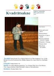 2013.g. janvaris Nr.5 - Jelgavas 1. ģimnāzija