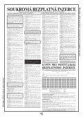 JARNÍ PLES WOHNOUTI - Mariánskolázeňské listy - Page 5