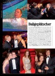 Ball des Sports 2012 - TOP Magazin Frankfurt