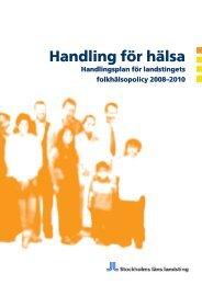 Handling för hälsa.pdf - Folkhälsoguiden