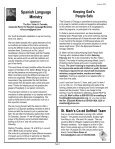 January 2012 issue of the PostMark - St. Mark's Episcopal Church - Page 3
