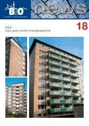 B&O baut ganz schön energiesparend. - B&O - Lösungen für die ...