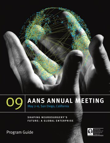 Program Guide - American Association of Neurological Surgeons