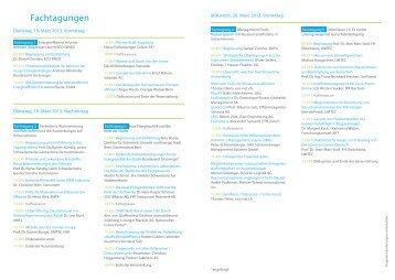Programm PDF - Cleantec City
