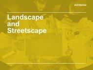 March Workshop Landscape - Cairns Regional Council