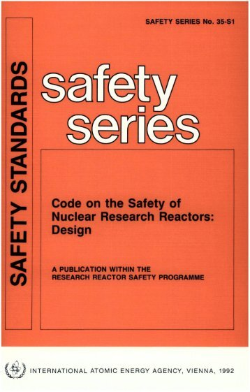 Safety_Series_035-S-1_1992 - gnssn - International Atomic Energy ...