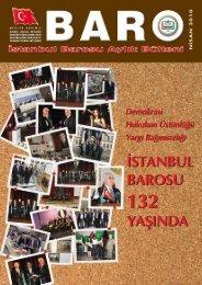 meslekandımız hukuka, ahlaka, mesle⁄‹n onuruna ... - İstanbul Barosu