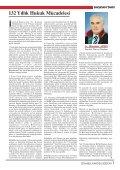 meslekandımız hukuka, ahlaka, mesle⁄‹n onuruna ... - İstanbul Barosu - Page 3