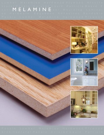 Melamine Catalogue 2012 - Hardwoodweb.com
