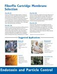 FiberFlo® Hollow Fiber Cartridge Filters - Liquidyne - Page 3