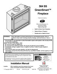 Installation (for qualified installers only) - Brock White