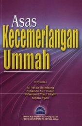 Asas Kecemerlangan Ummah2.pdf - USIM
