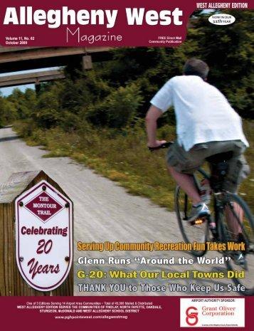 October 2009 - Allegheny West Magazine