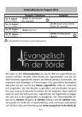 Nr. 9 - August/September/Oktober 2013 - Kirchengemeinden Borgeln - Seite 7