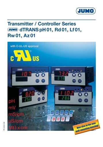 Transmitter / Controller Series