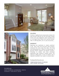 11615 Fairfax Commons Dr_FLY_1300 N St_Apt_6_Fly ... - HomeVisit