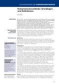 Zum Verständnis der Kompressionstherapie - EWMA - Page 7