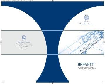 BREVETTI - First